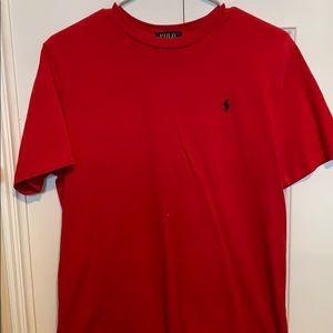 Boy's polo Ralph Lauren t-shirt.